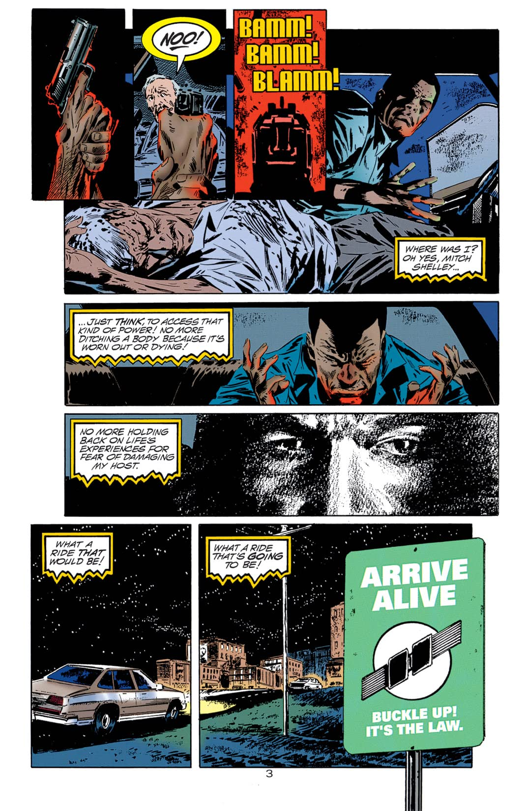 Resurrection Man (1997-1999) #15
