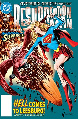 Resurrection Man (1997-1999) #16