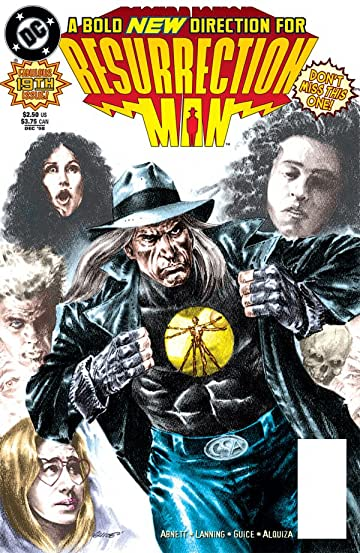 Resurrection Man (1997-1999) #19
