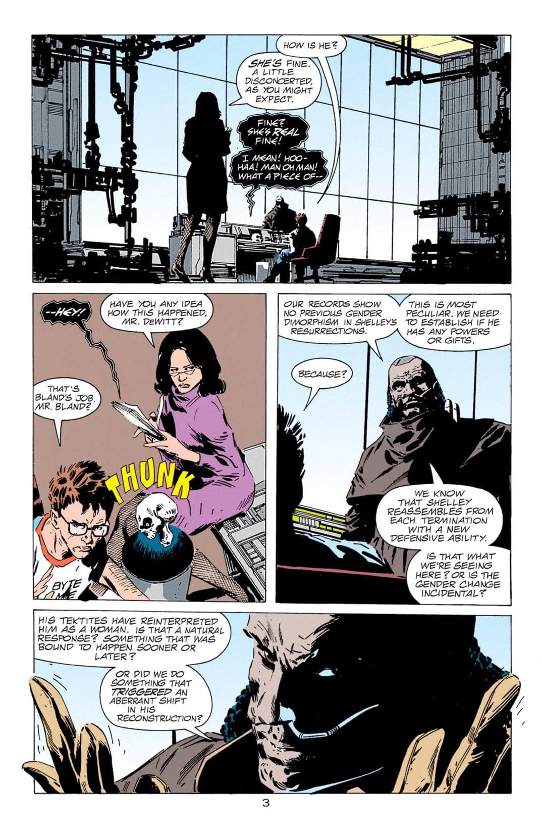 Resurrection Man (1997-1999) #23