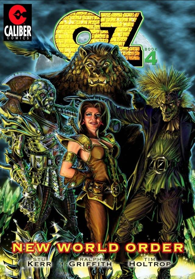 OZ Vol. 4: New World Order