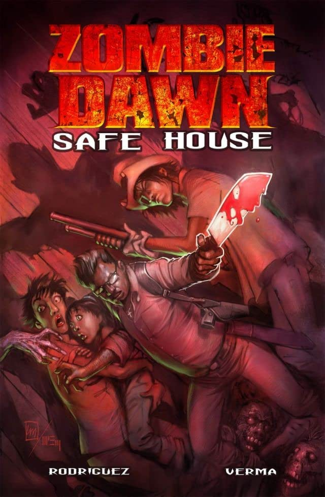 Zombie Dawn Tome 1: Safe House