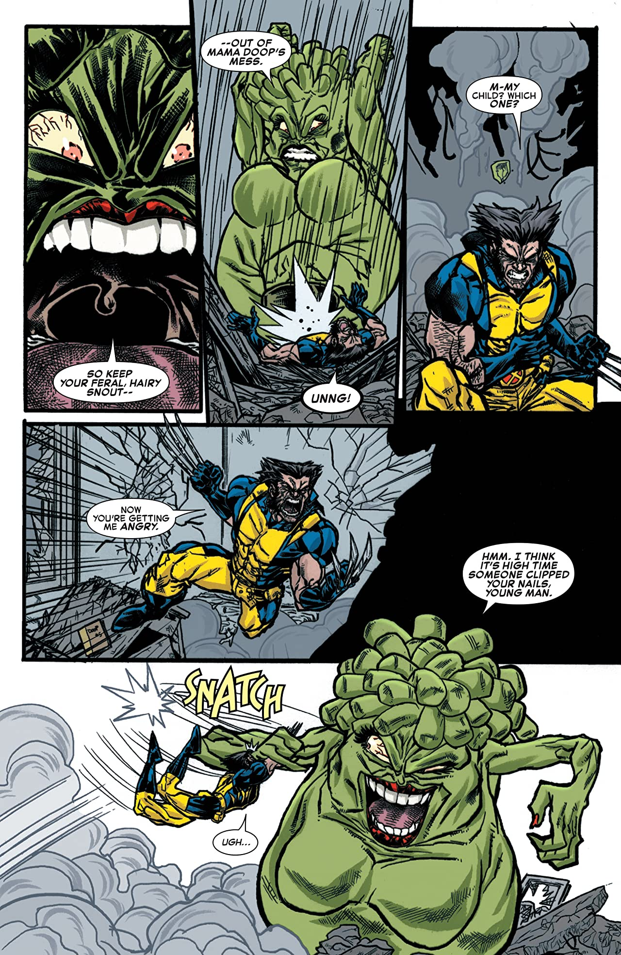 All-New Doop #5 (of 5)