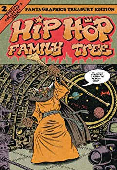 Hip Hop Family Tree Tome 2