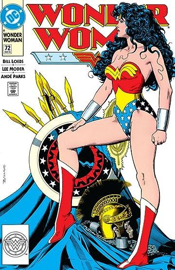 Wonder Woman (1987-2006) #72