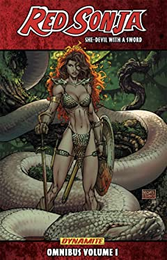 Red Sonja: She-Devil With A Sword - Omnibus Vol. 1