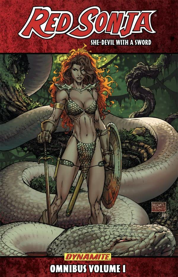 Red Sonja: She-Devil With A Sword - Omnibus Volume 1