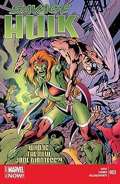 Savage Hulk #3