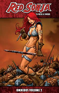 Red Sonja: She-Devil With A Sword - Omnibus Volume 2
