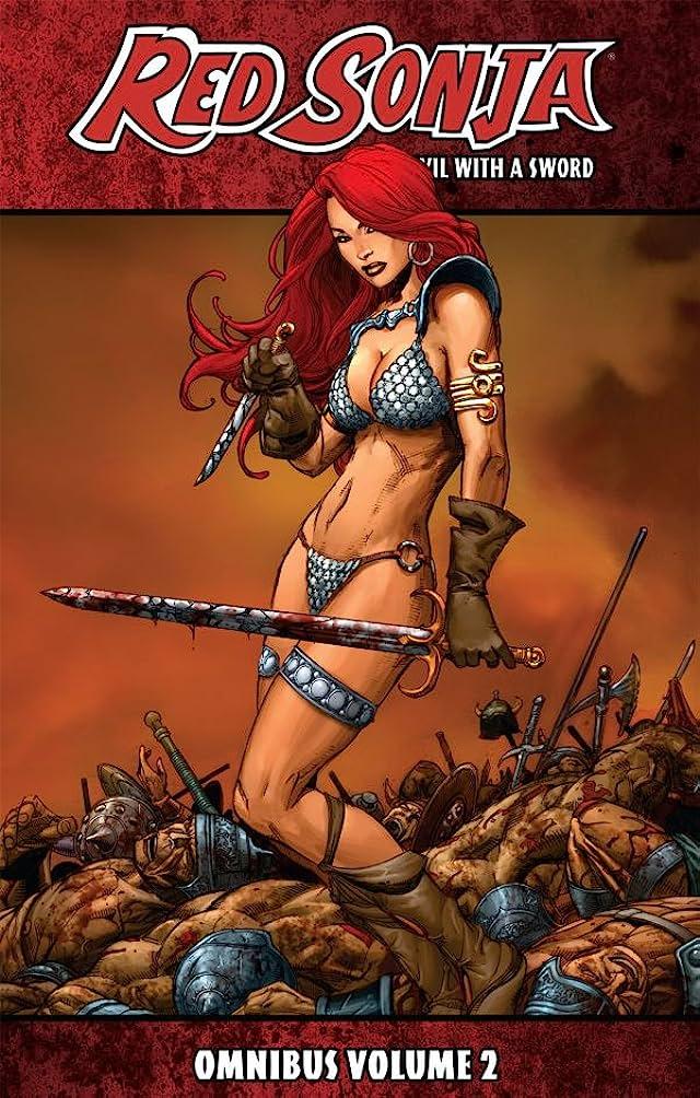 Red Sonja: She-Devil With A Sword - Omnibus Volume 2