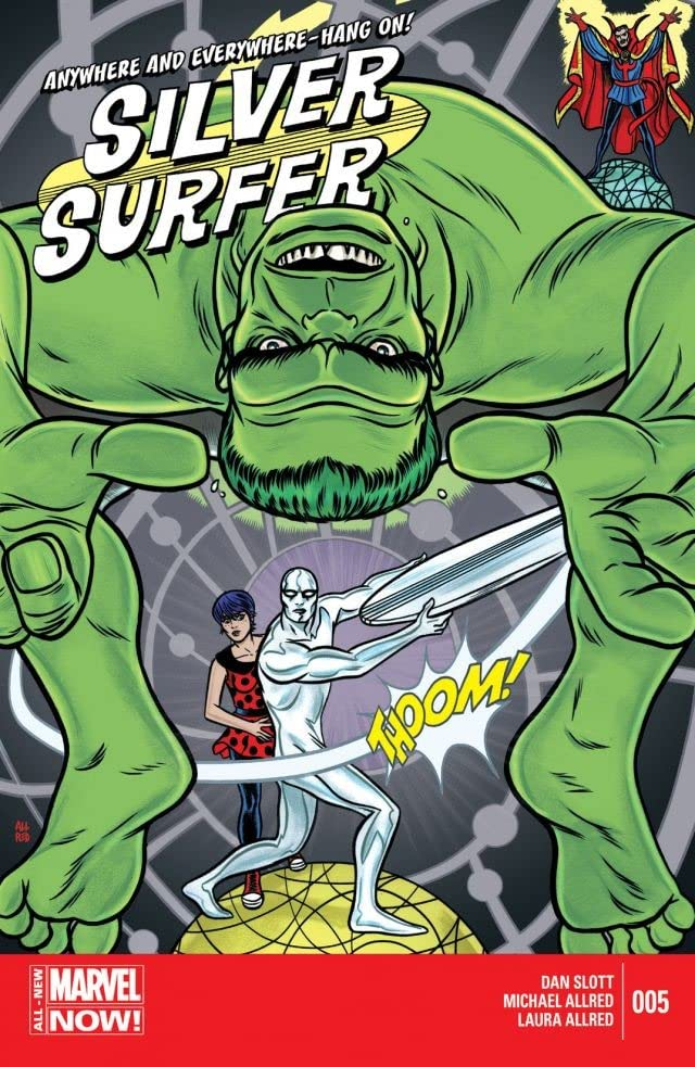 Silver Surfer (2014-2015) #5