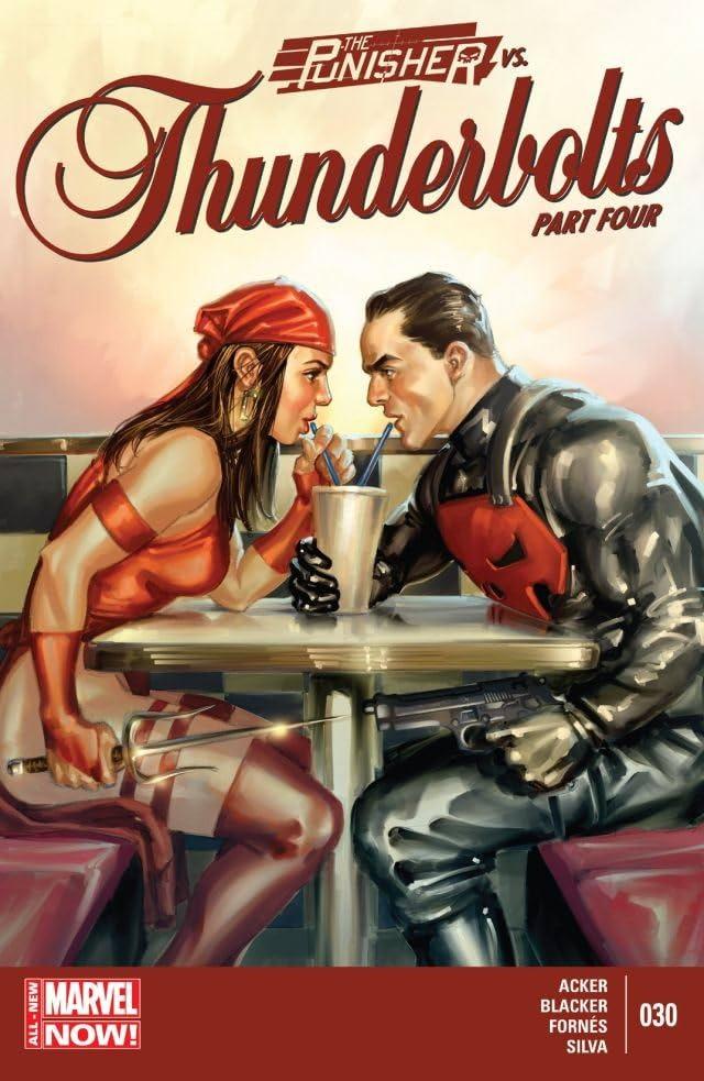 Thunderbolts (2012-) #30