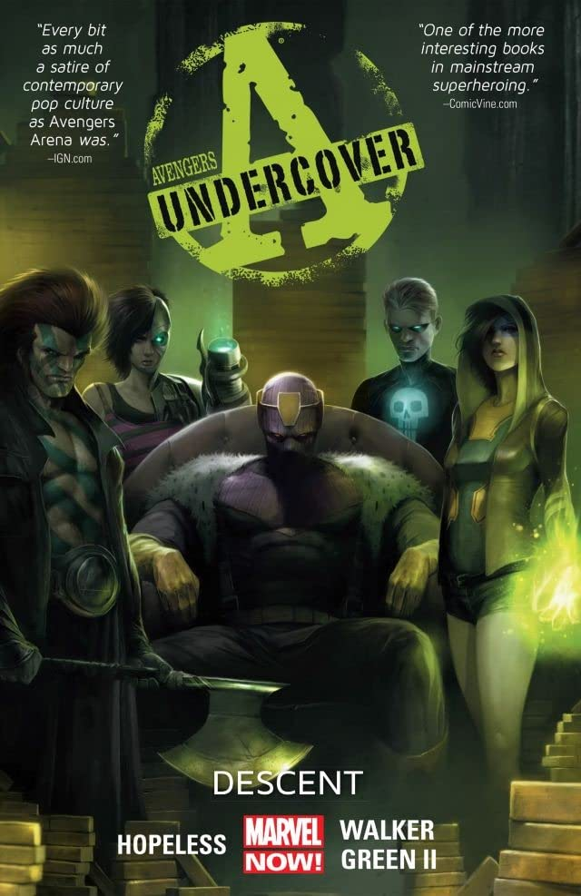 Avengers Undercover Vol. 1: Descent