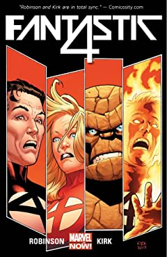 Fantastic Four Vol. 1: The Fall Of The Fantastic Four
