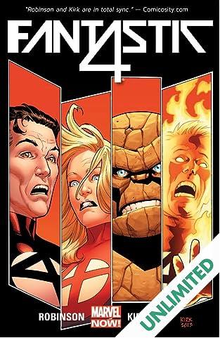 Fantastic Four Vol. 1: The Fall Of The Fantastic Four