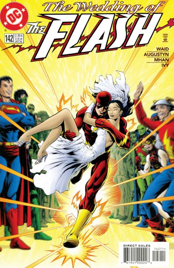 The Flash (1987-2009) #142