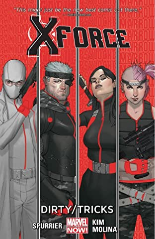 X-Force Tome 1: Dirty/Tricks