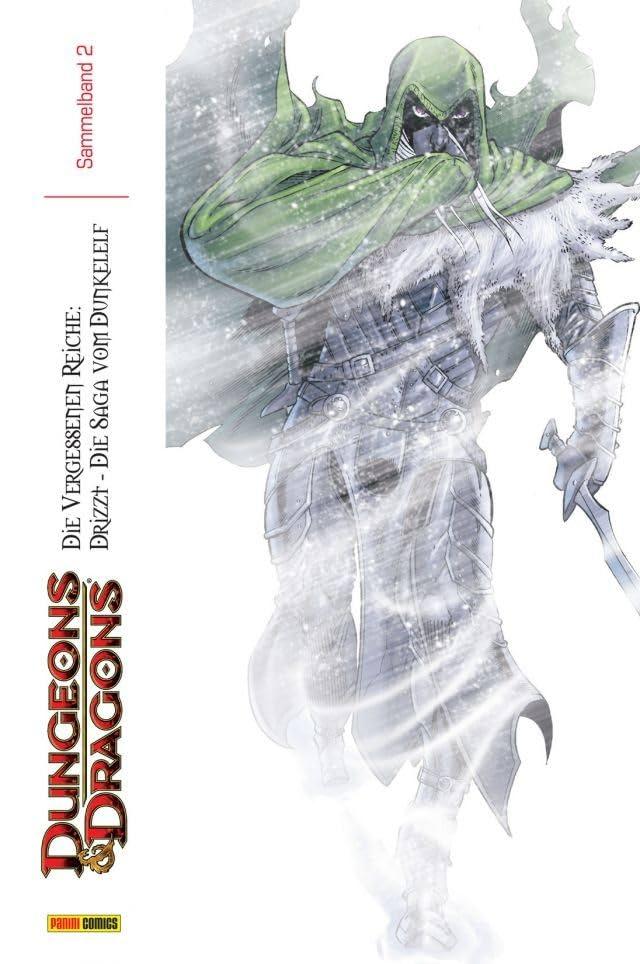 Dungeons & Dragons: Die Saga vom Dunkelelf Vol. 2