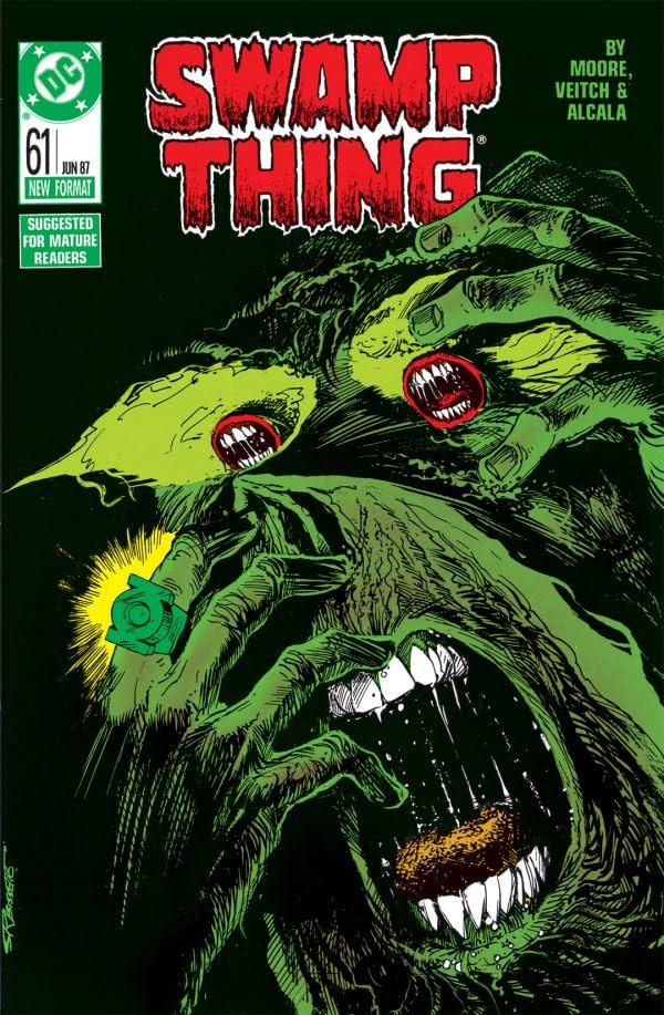 Swamp Thing (1982-1996) #61