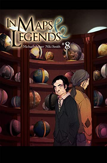 In Maps & Legends #8 (of 9)