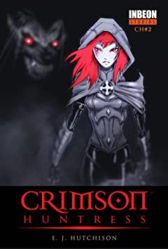 Crimson Huntress #2