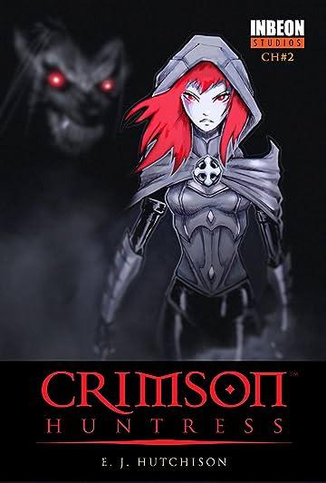Crimson Huntress #2