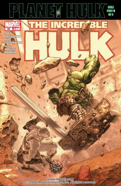 Incredible Hulk (1999-2008) #95