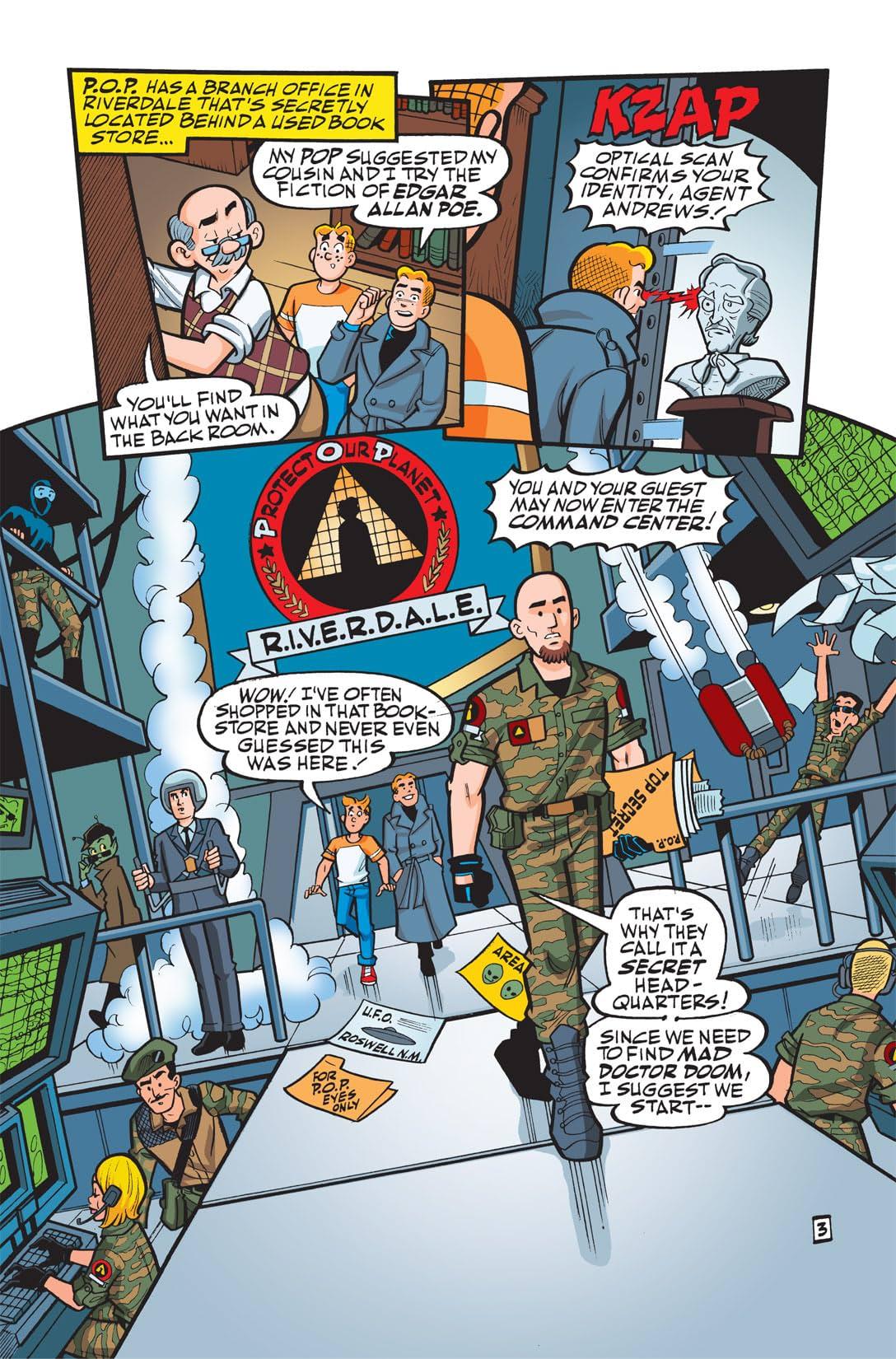 Archie #611