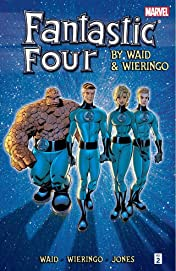Fantastic Four By Mark Waid and Mike Wieringo: Ultimate Collection - Book Two