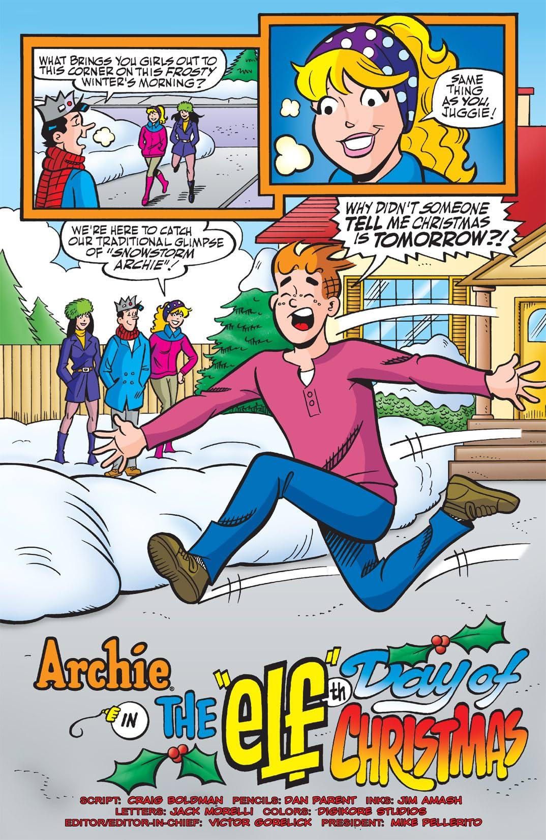 Archie #615