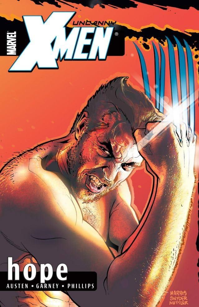 Uncanny X-Men Vol. 1: Hope
