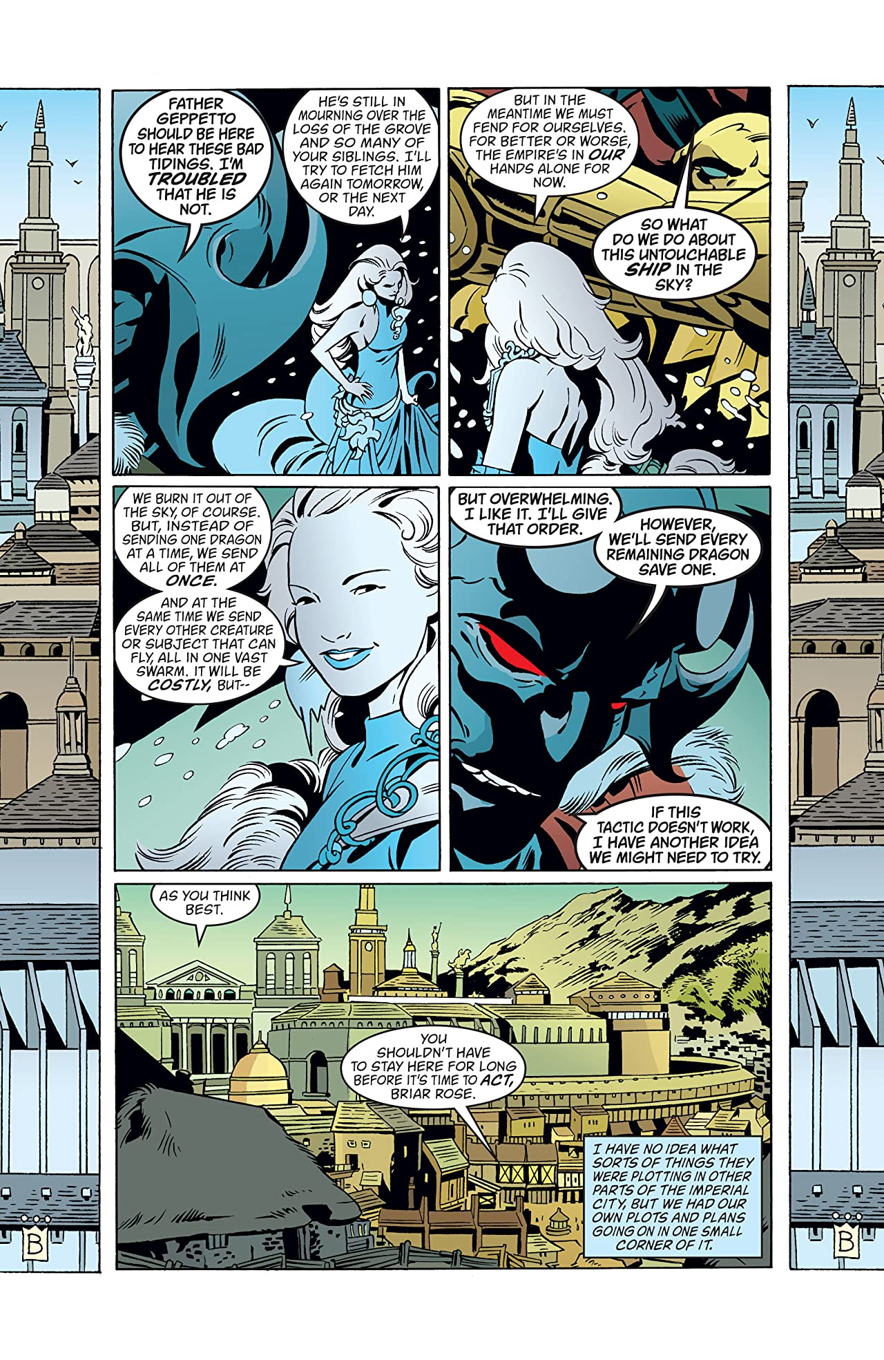 Fables #73