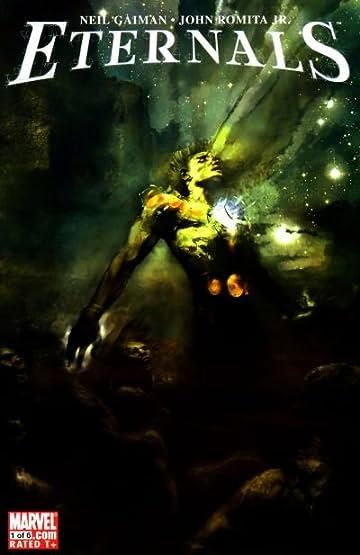 Eternals (2006-2007) #1 (of 7)