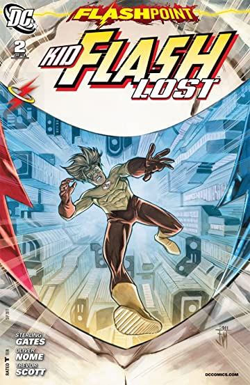 Flashpoint: Kid Flash Lost #2