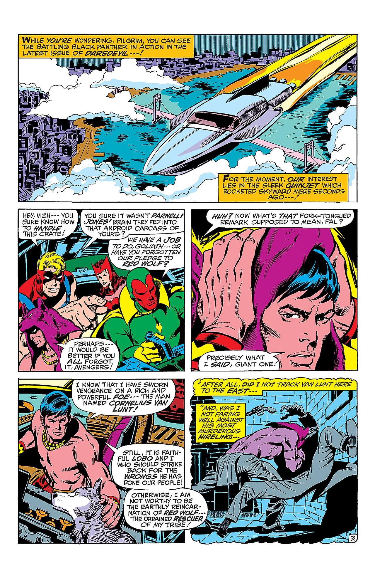Avengers (1963-1996) #81