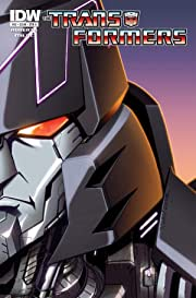 Transformers (2010-2011) #22