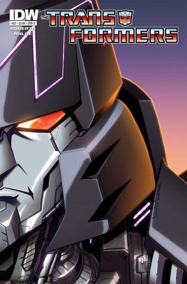 Transformers (2010-2011) #22