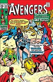 Avengers (1963-1996) #83