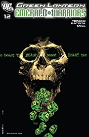Green Lantern: Emerald Warriors #12