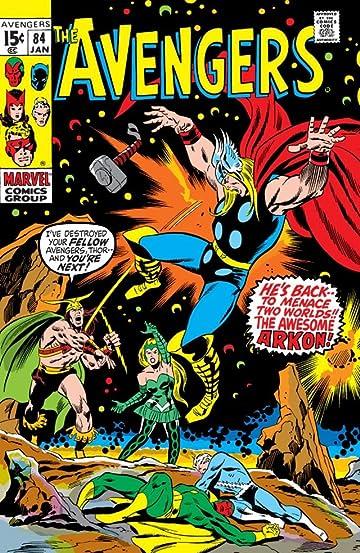 Avengers (1963-1996) #84