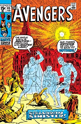 Avengers (1963-1996) #85
