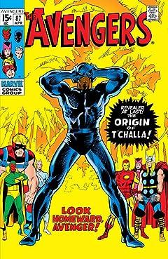 Avengers (1963-1996) #87