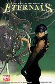 Eternals (2006-2007) #2 (of 7)
