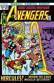 Avengers (1963-1996) #99