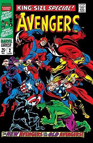 Avengers (1963-1996) Annual No.2