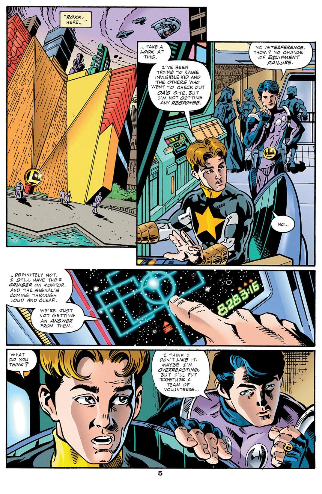 Green Lantern (1990-2004) #99