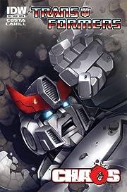 Transformers (2010-2011) #25