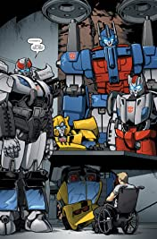 Transformers (2010-2011) #25