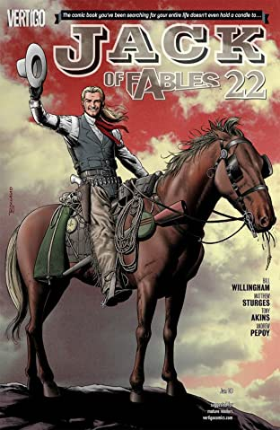 Jack of Fables #22