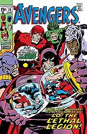 Avengers (1963-1996) #79